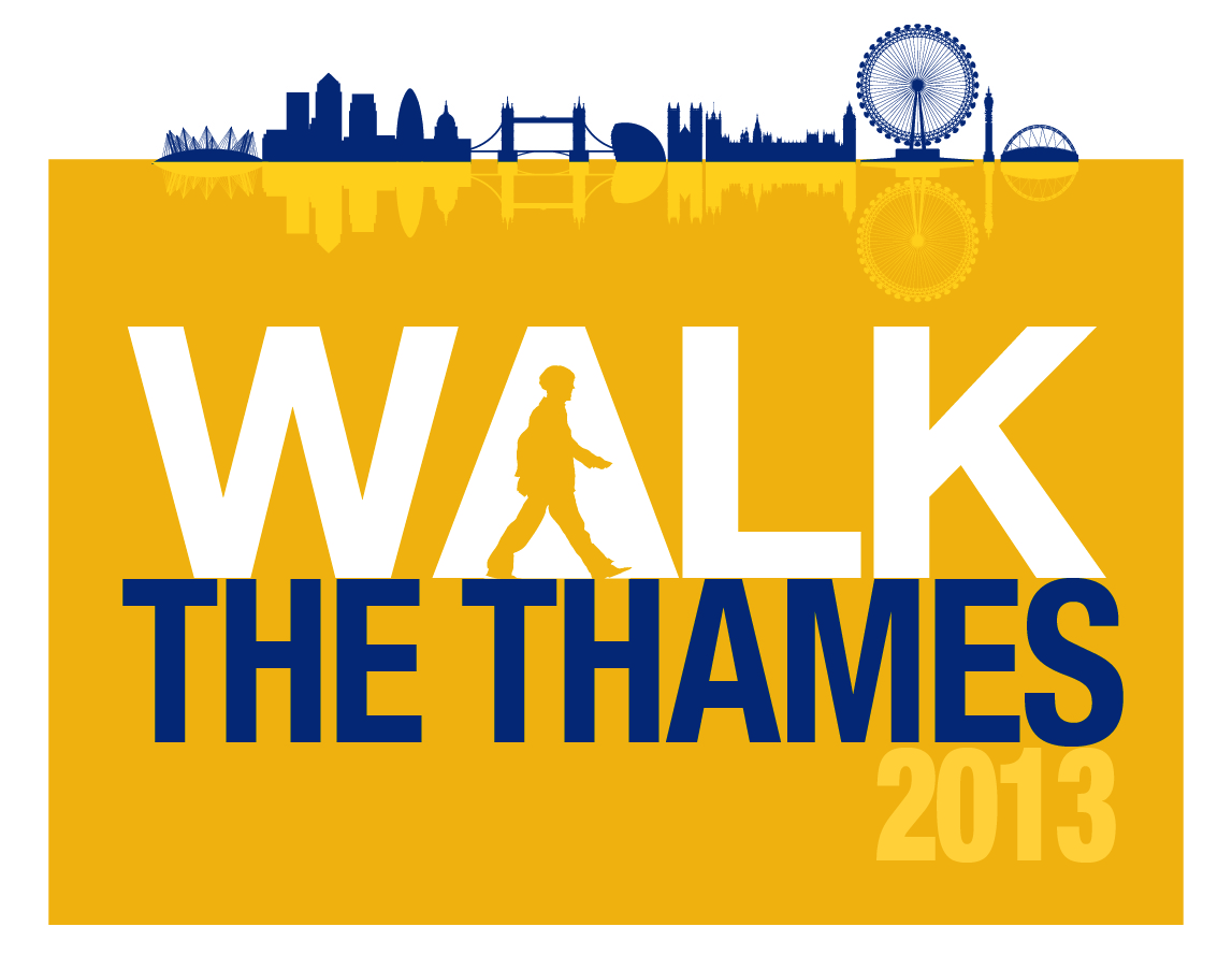 walk the thames logo